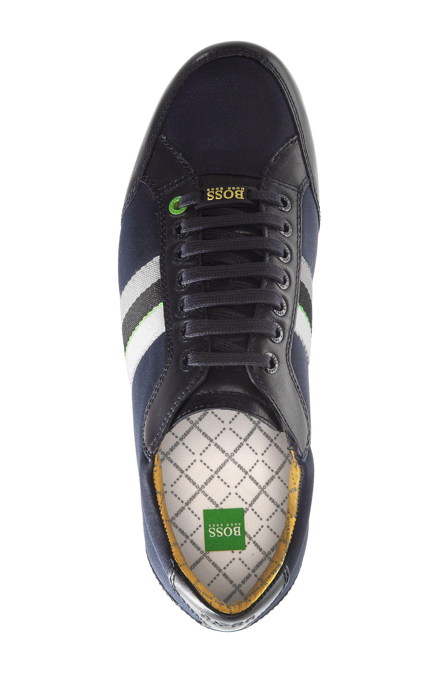 Sneakers ´Victoire Neo`, met textiel bekleed