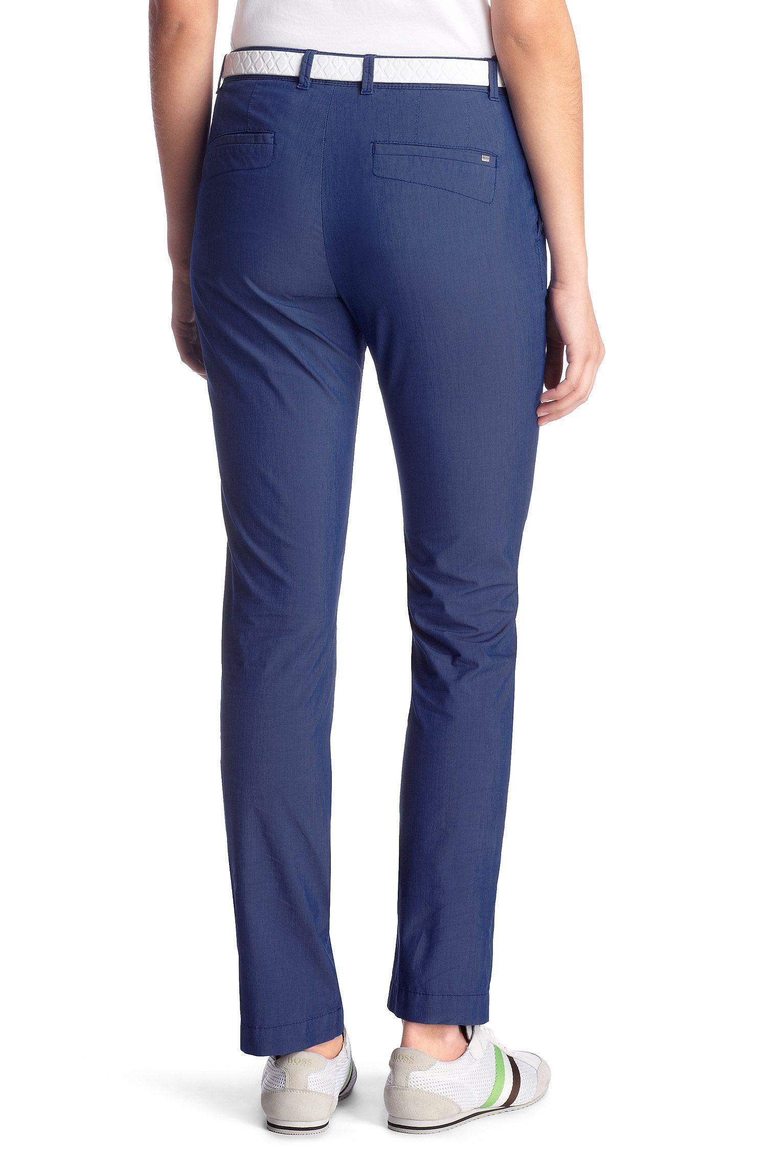 Pantalon détente teneur en coton, Heliah 3-D