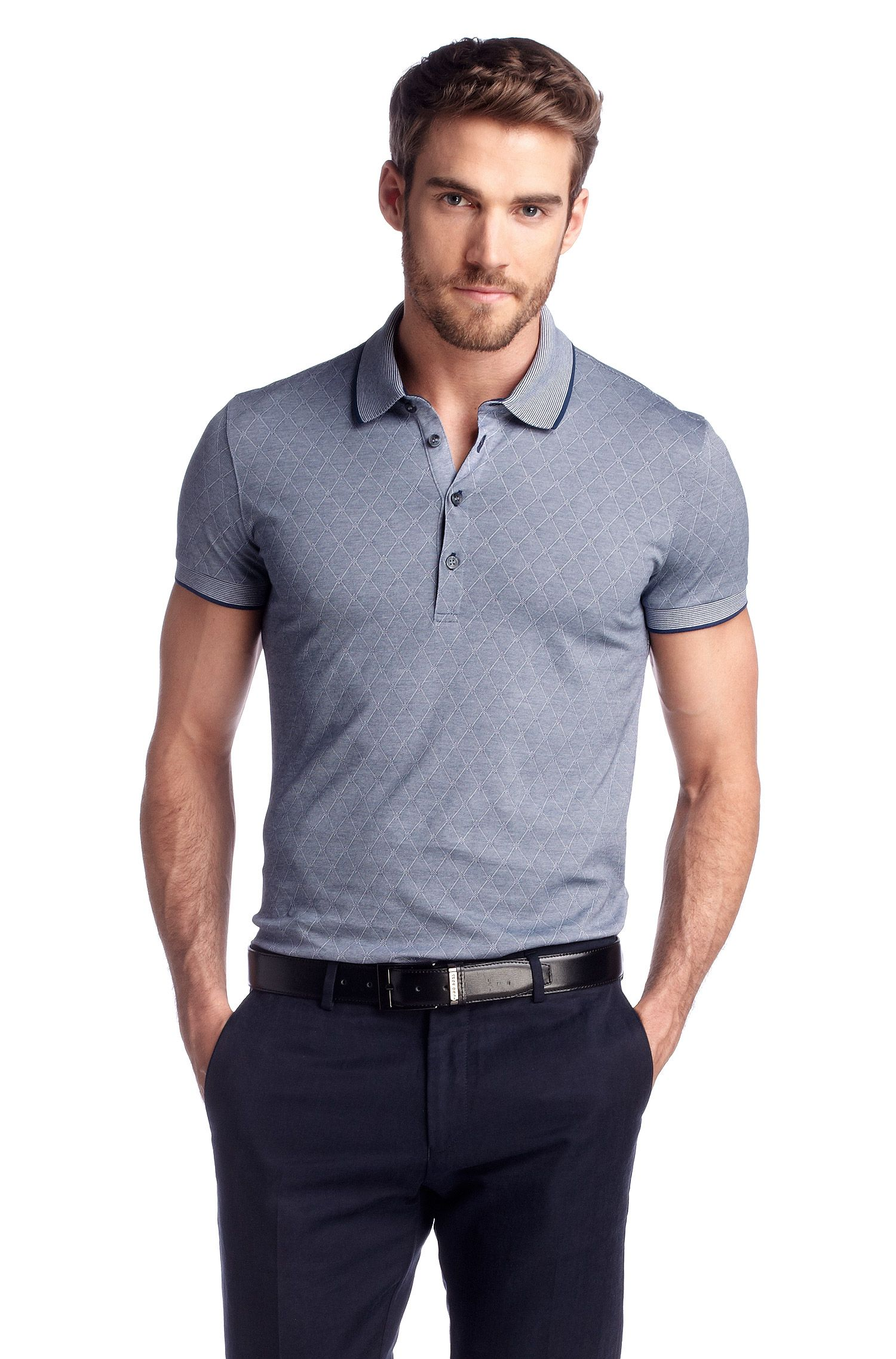 Polo ´Padria 04` (slim fit)