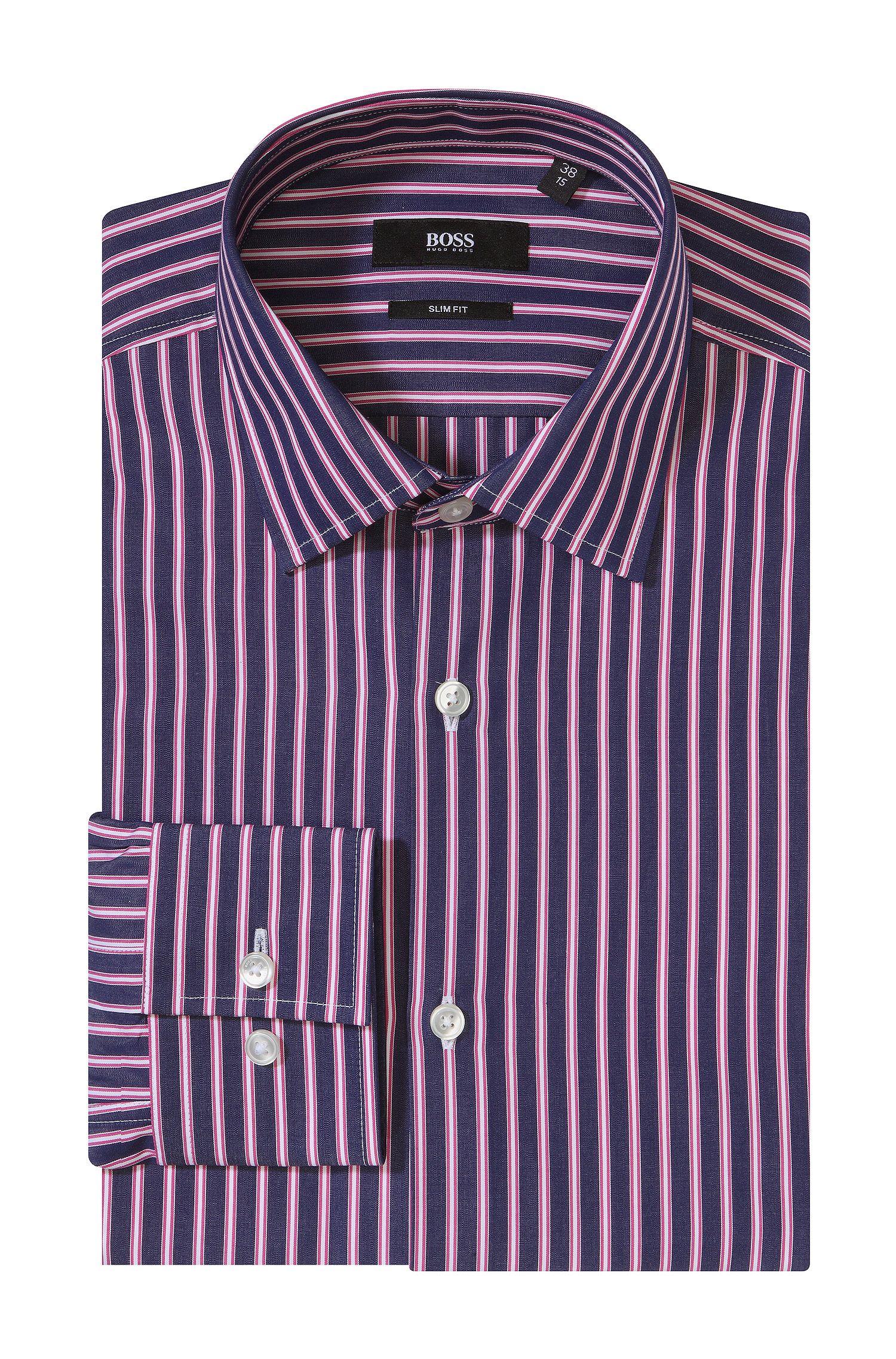 Business-Hemd ´Jenno` mit schmalem Kentkragen