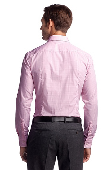 Business-Hemd ´Jenno` aus der Travel Line, Pink