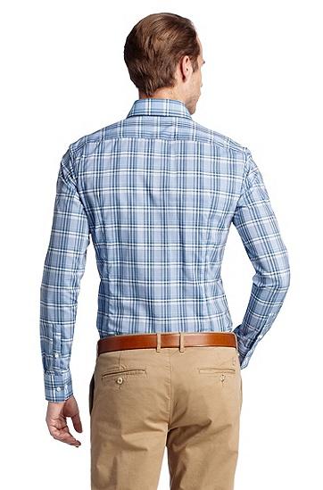 Business-Hemd ´Dwayne` mit Kentkragen, Hellblau
