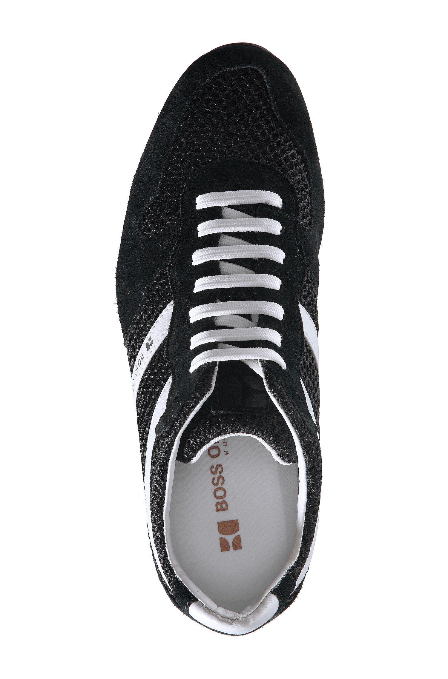 Sneakers ´Orlenno` van suède