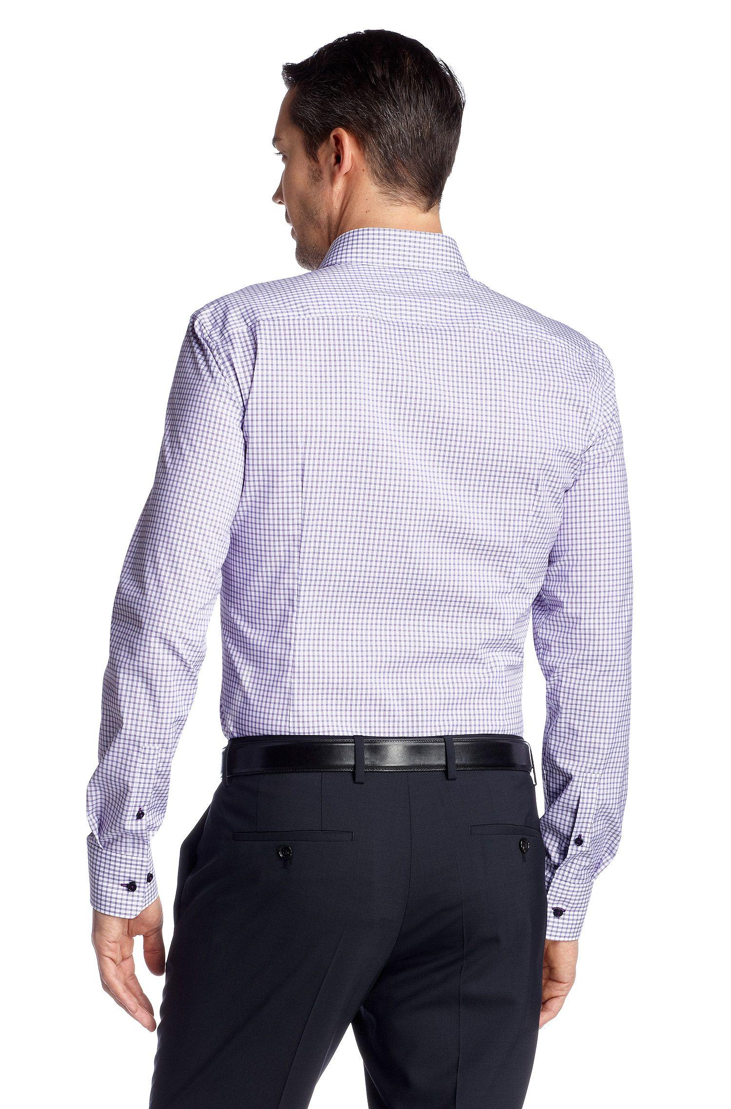 Slim-Fit Business-Hemd ´Juri` mit Kentkragen