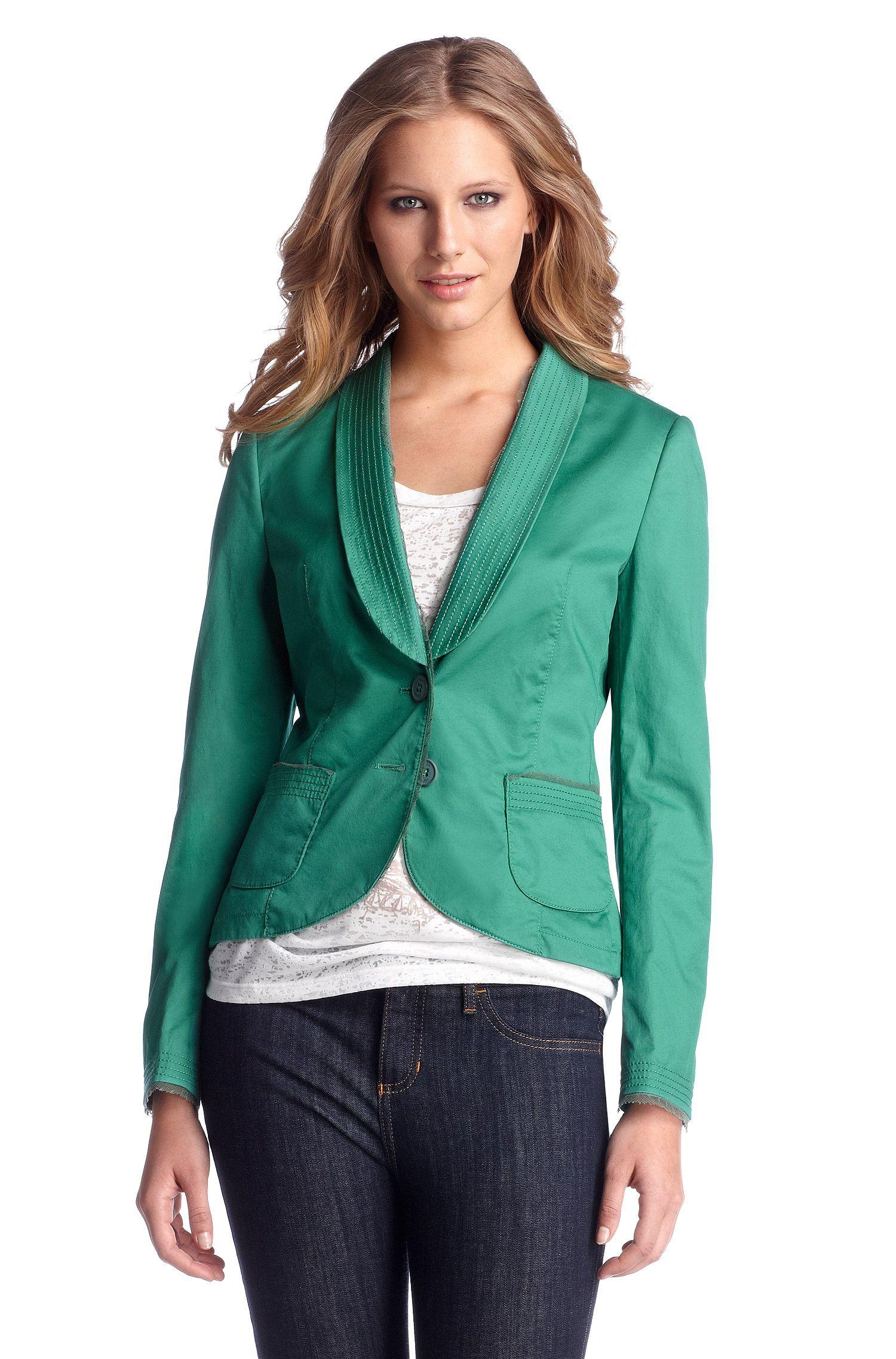 Jacket ´Osonni-W` mit Schalkragen