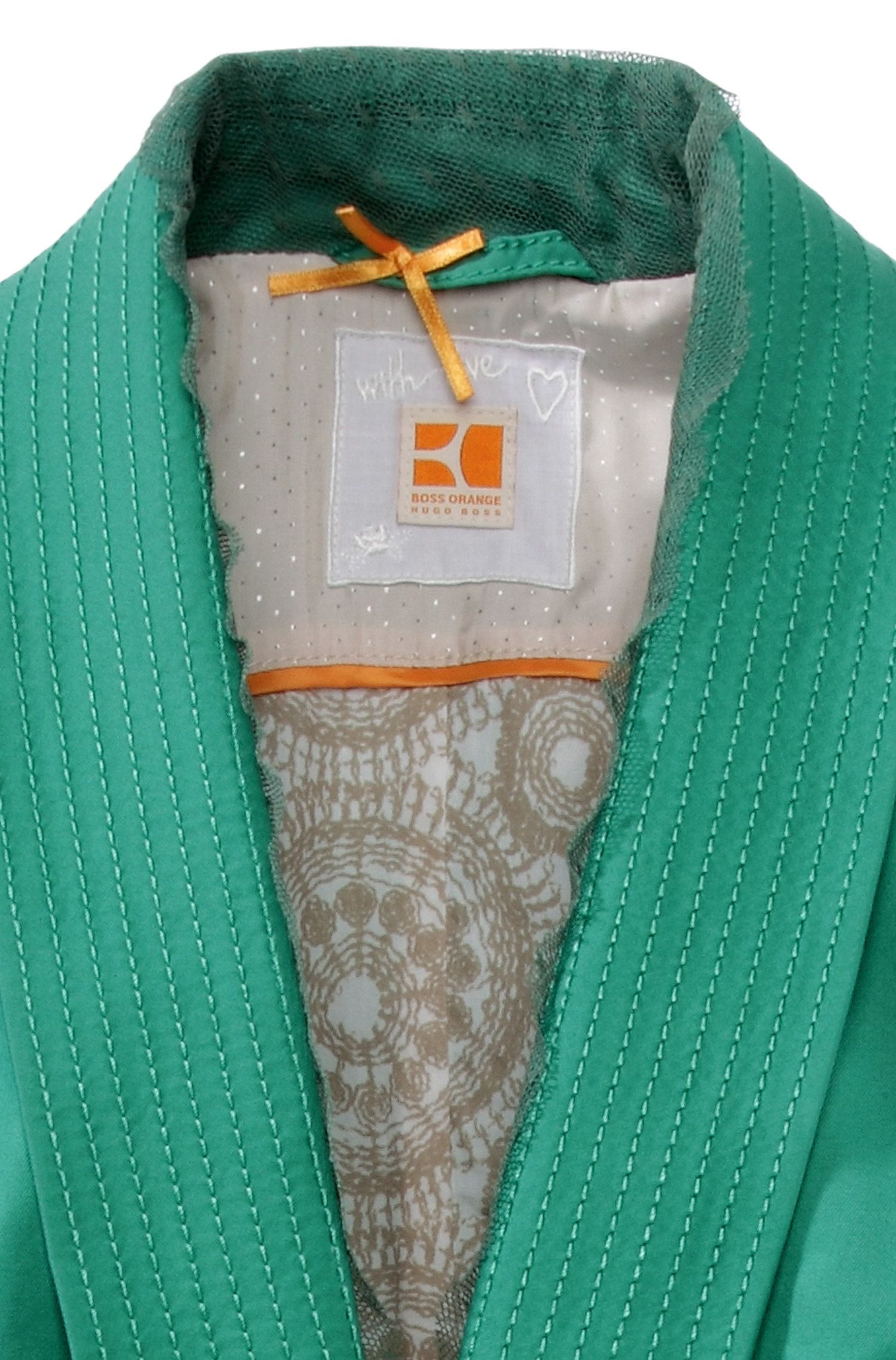 Veste à col châle, Osonni-W