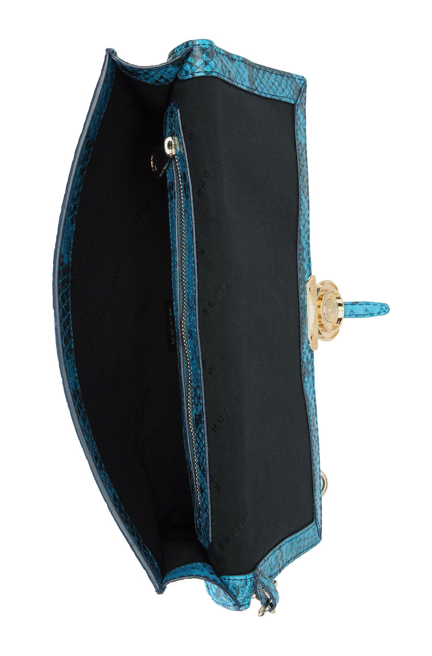 Clutch-Bag ´Caledony-P` aus Rindsleder