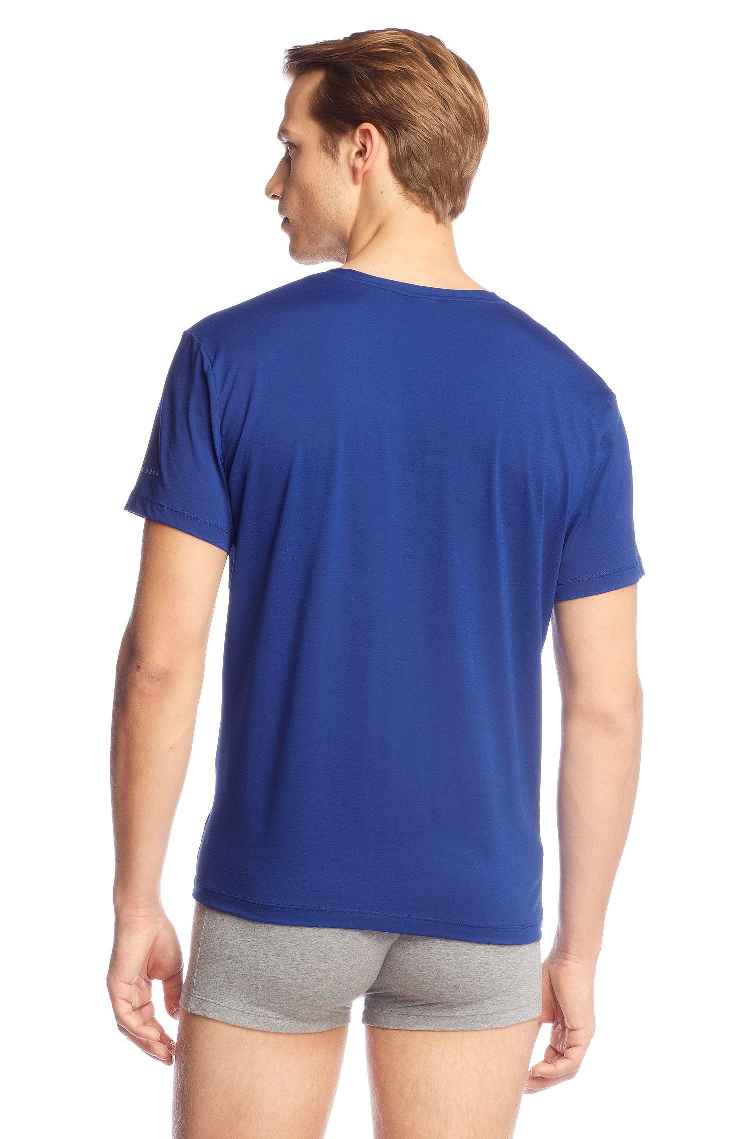T-Shirt ´SS VN BM` mit V-Ausschnitt