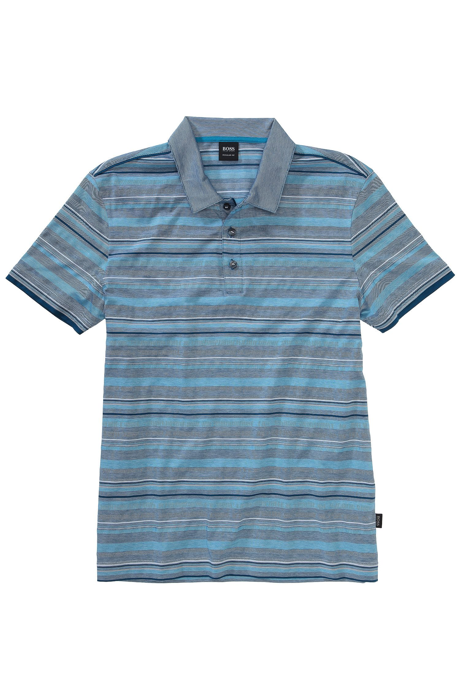 Regular-Fit Polohemd ´Bugnara 18` aus Baumwolle