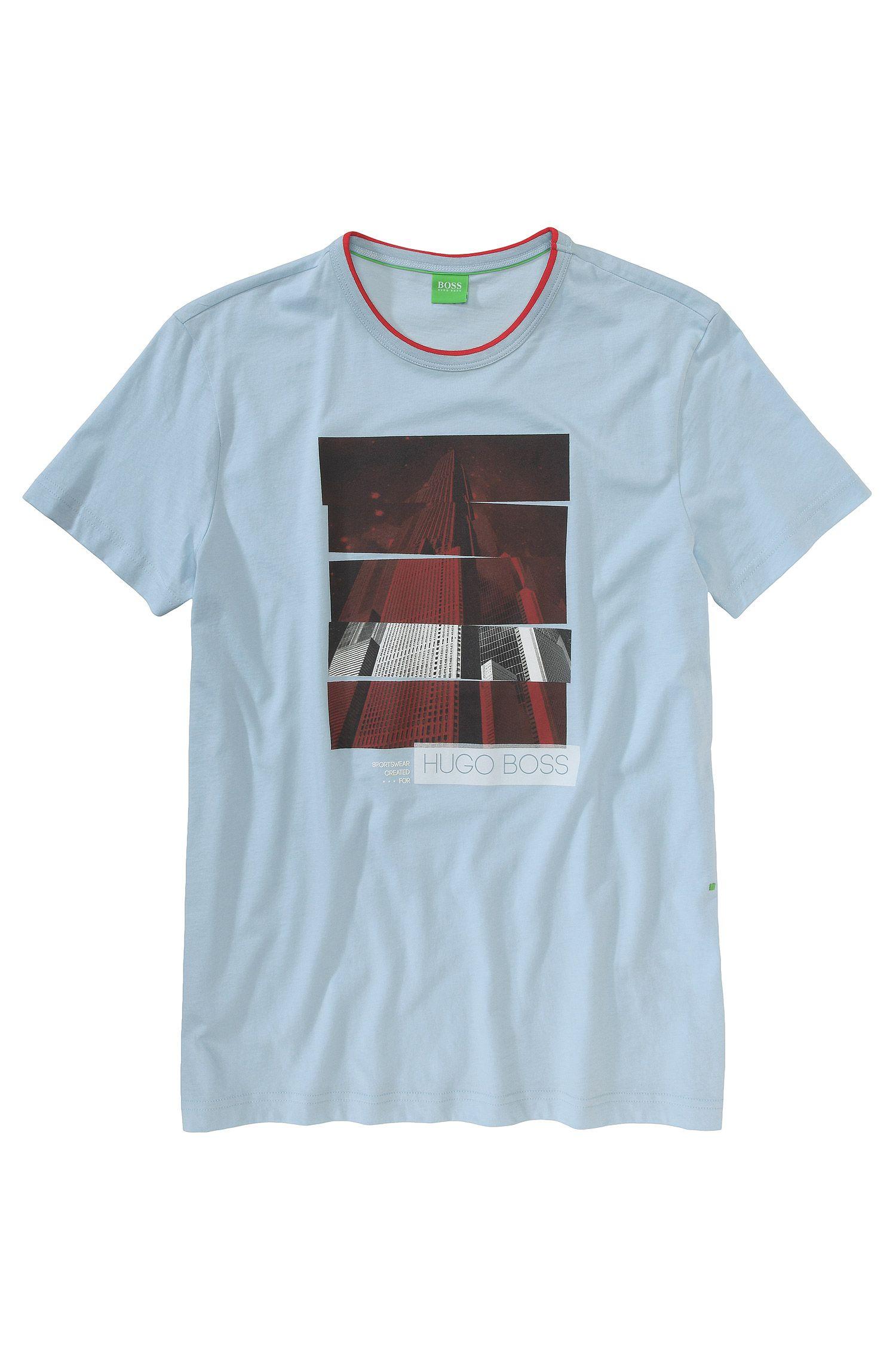 T-shirt à encolure ronde, Tee 4
