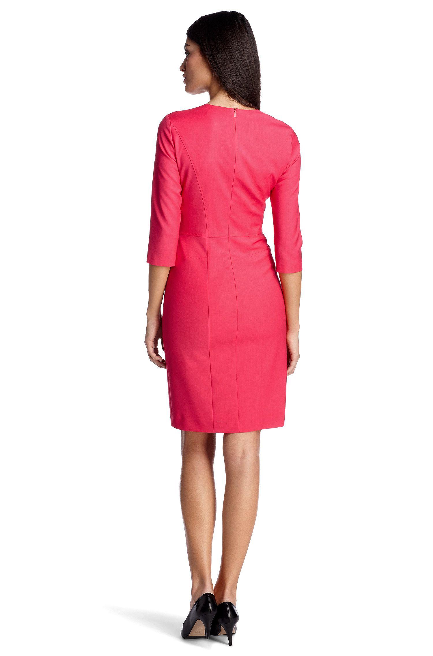 Business-Kleid ´Dilonie` aus Schurwoll-Mix