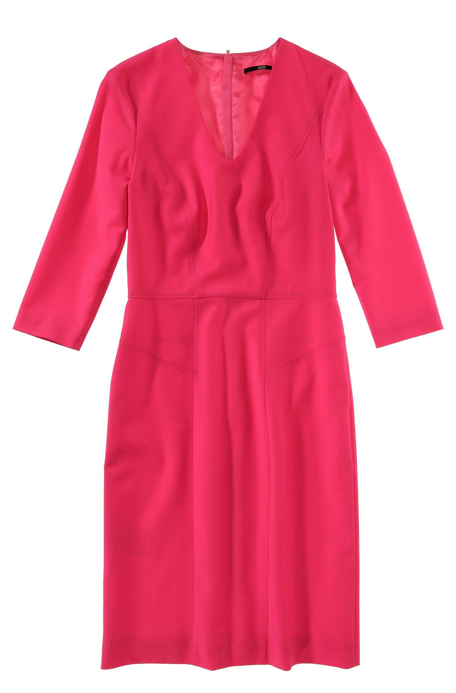 Robe business en laine vierge mélangée, Dilonie