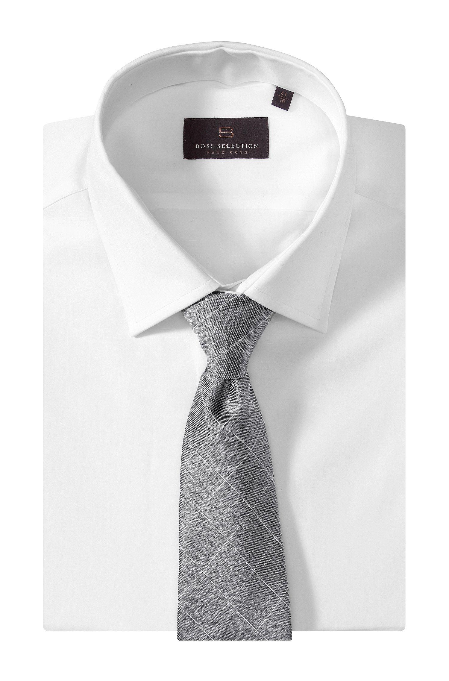 Cravate à motif à losanges, TIE CM 8