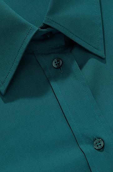 Bluse ´Banu11` aus Baumwoll-Mix, Hellgrün
