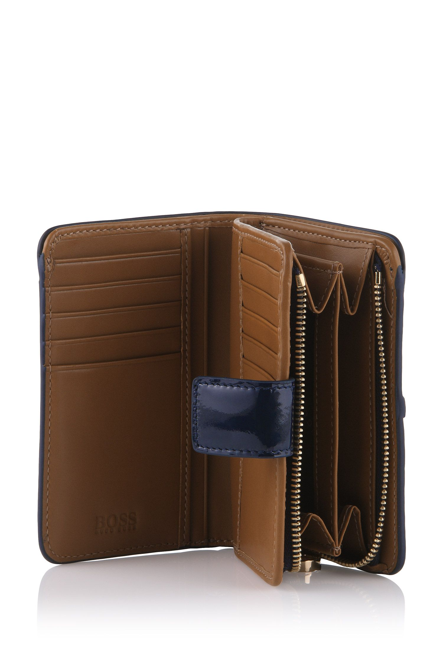 Portemonnaie ´Catrina-V` aus Kalbsleder