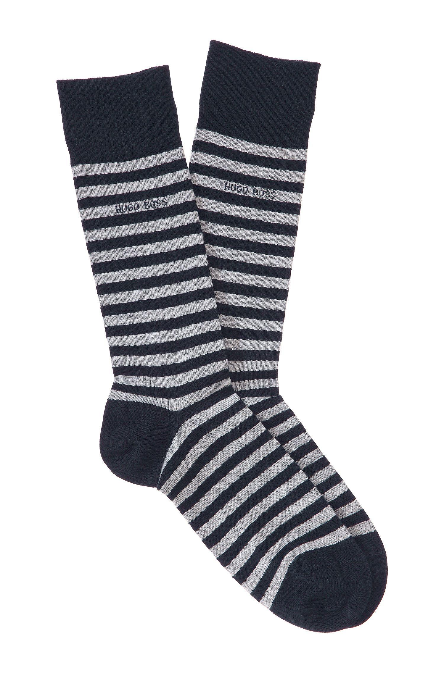 Sokken ´Marc Design` met strepen