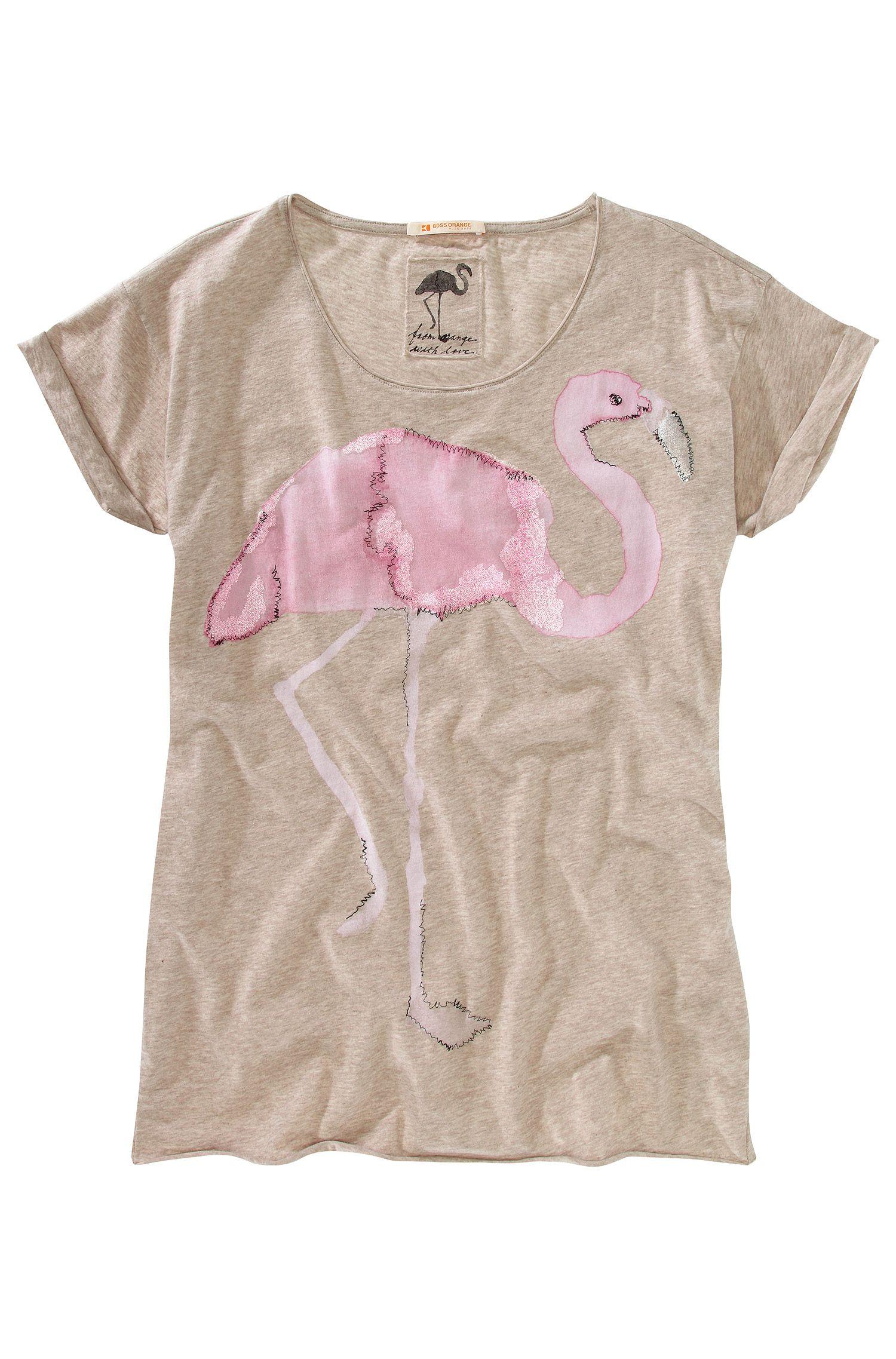 T-Shirt ´Talme` in weiter Passform