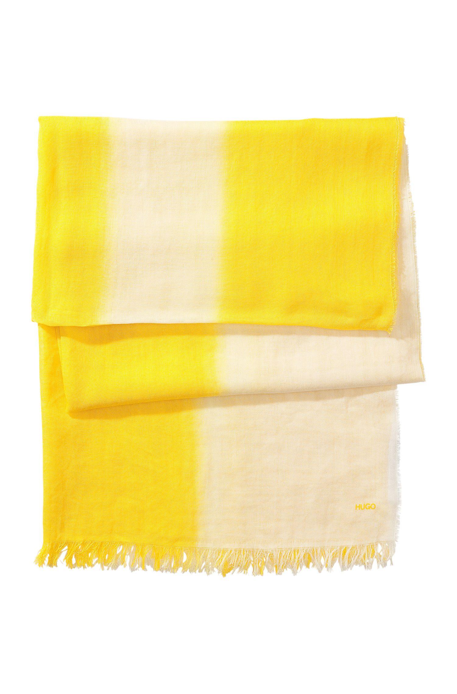 Katoenen sjaal ´Women-Z 416` van HUGO