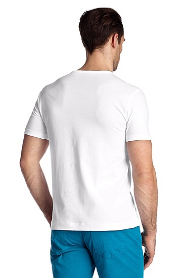 T-Shirt ´Terni 93 Modern Essential`, Weiß