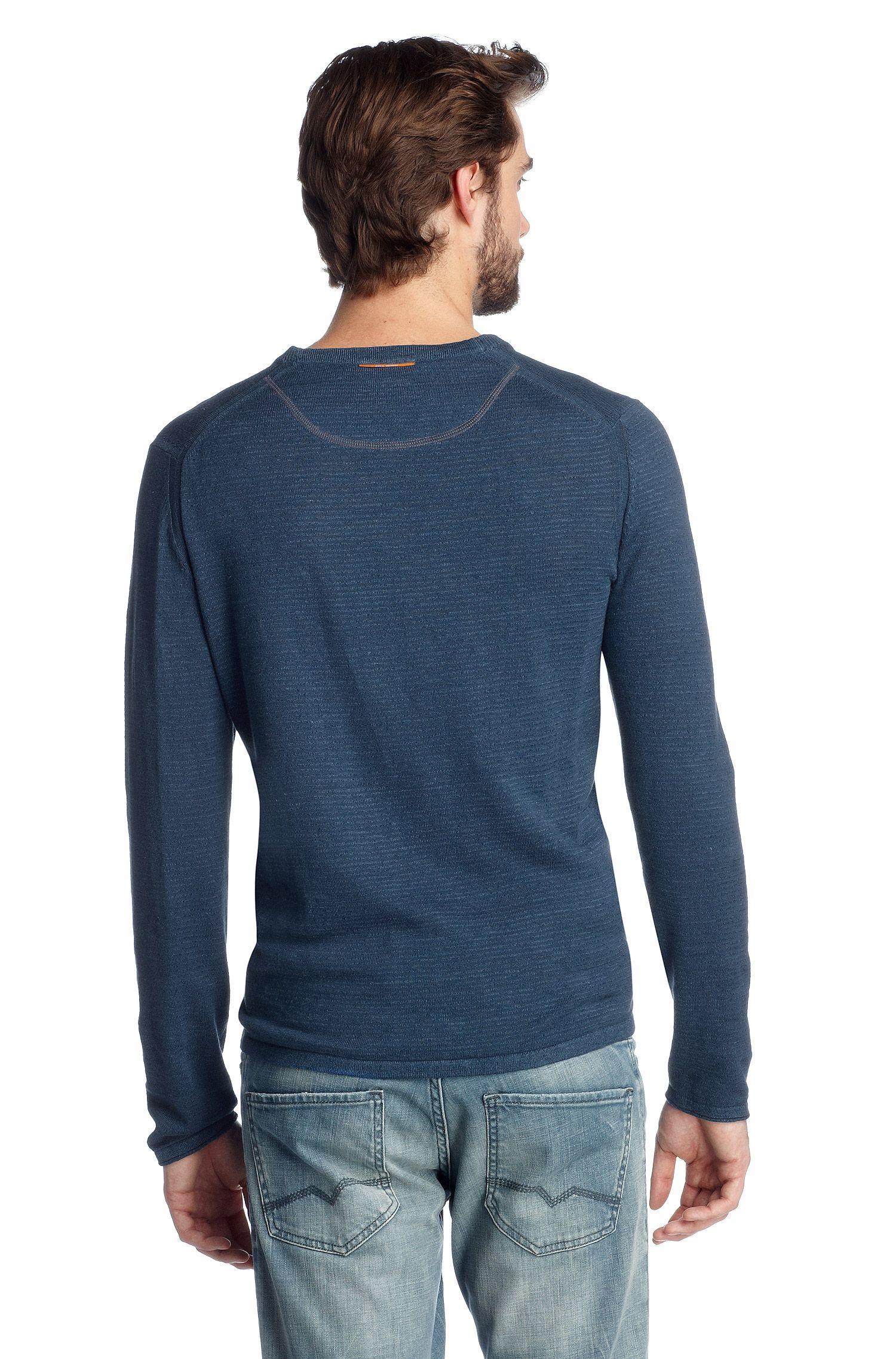 Strickpullover ´Kimon` mit Streifen-Muster