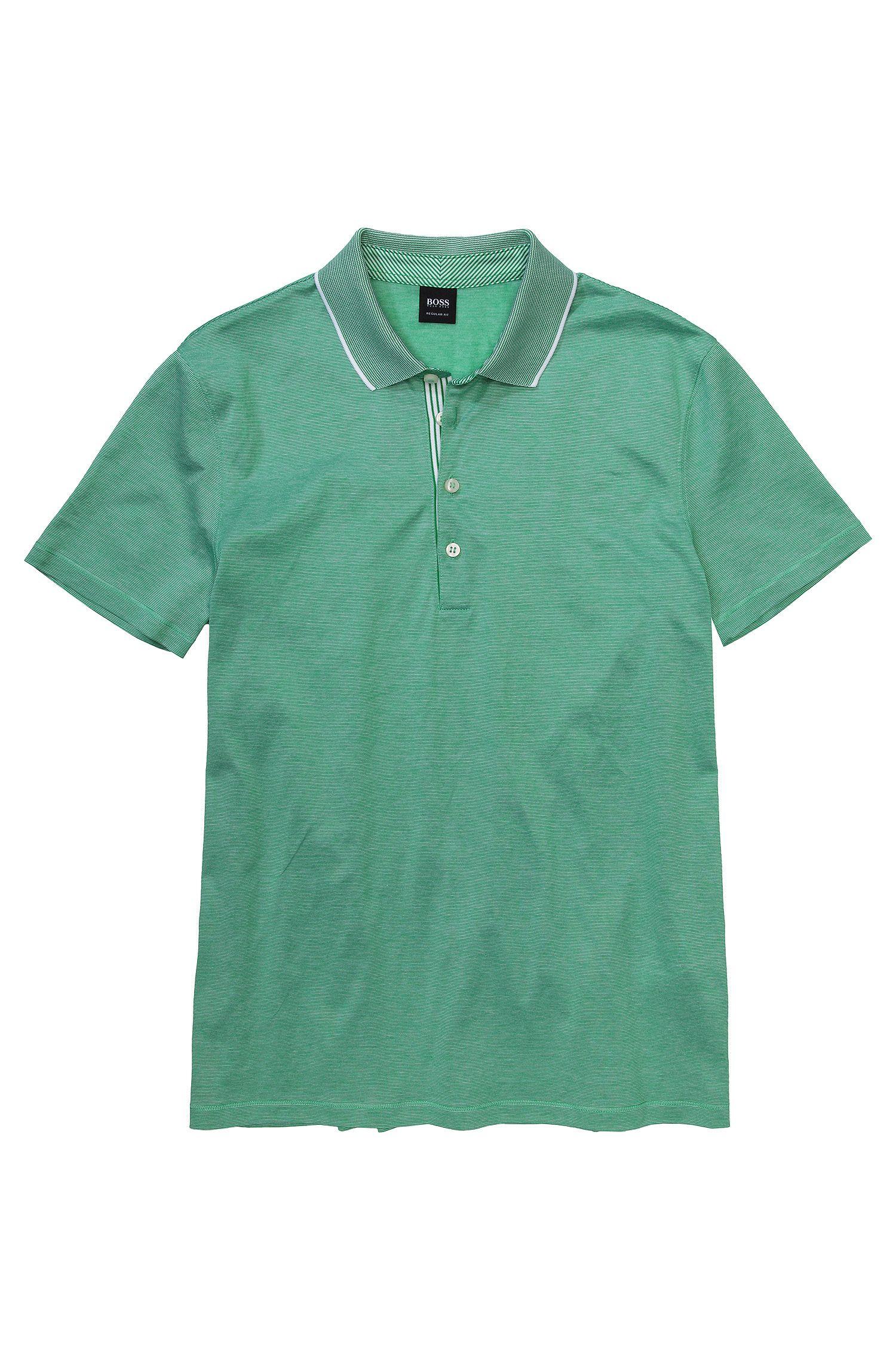 Regular-Fit Polo ´Bugnara 20` aus Baumwolle