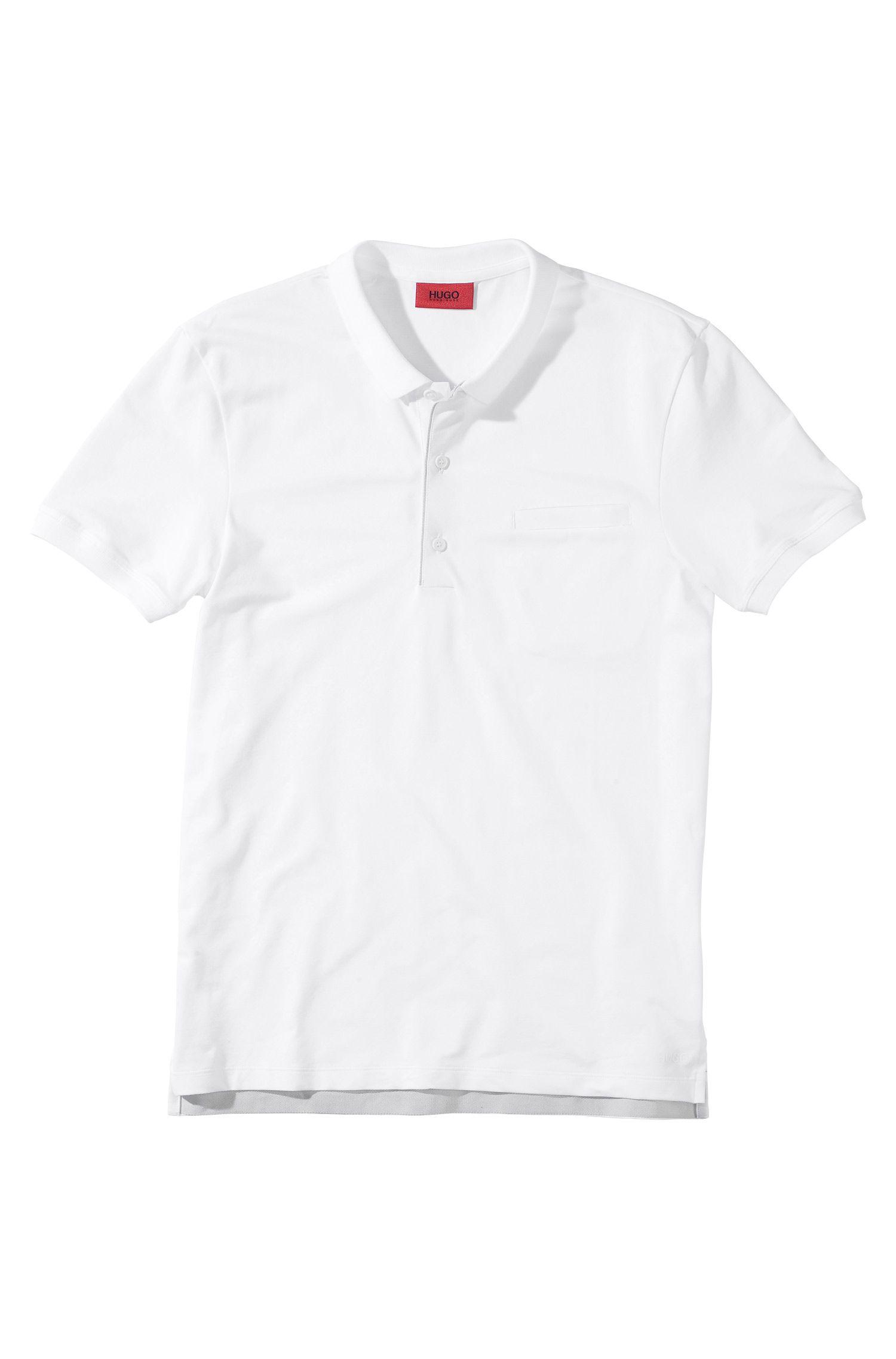 Regular-Fit Polo ´Dathis` aus Piqué