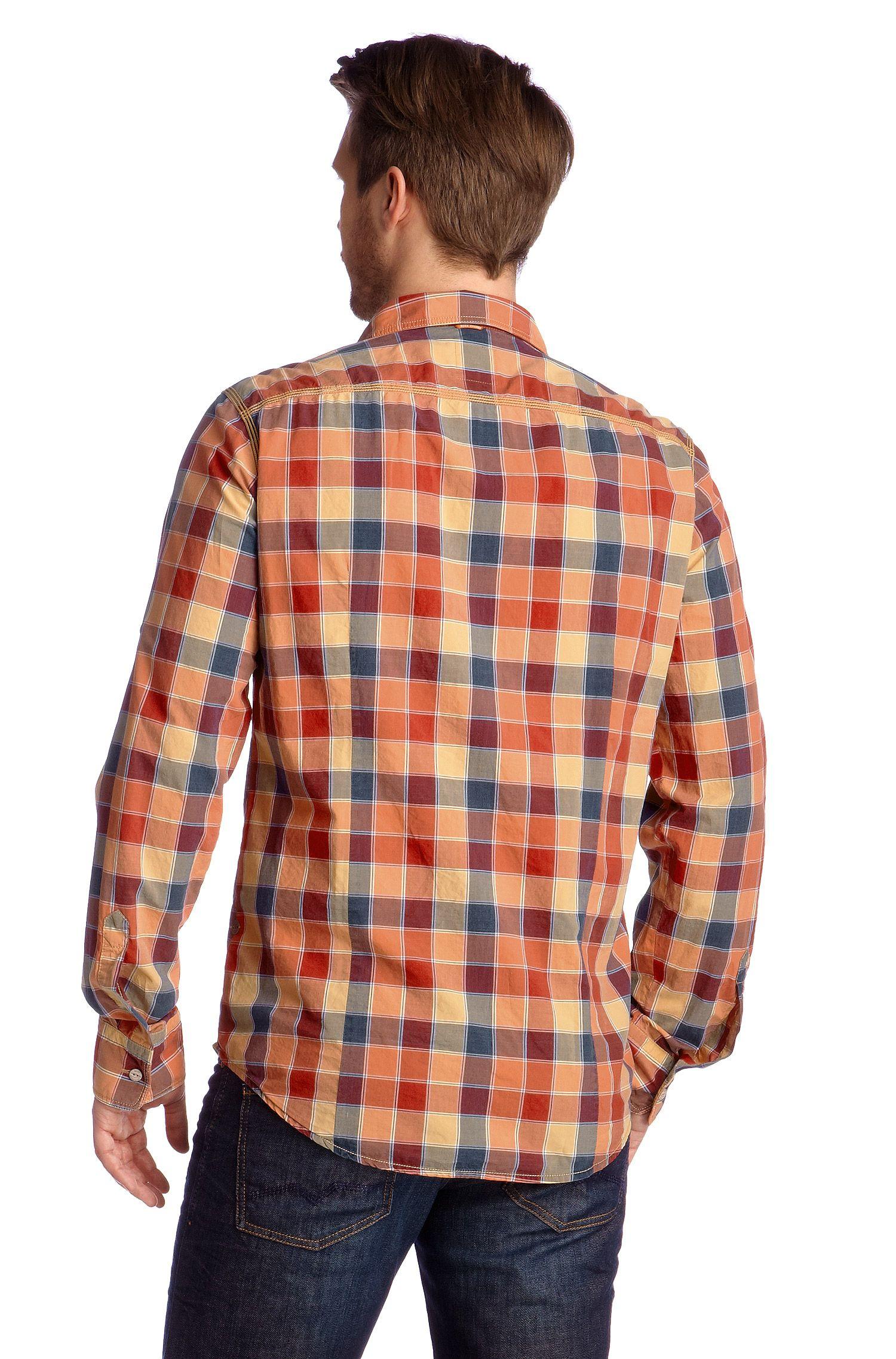 Freizeit-Hemd ´Califo` mit Kentkragen