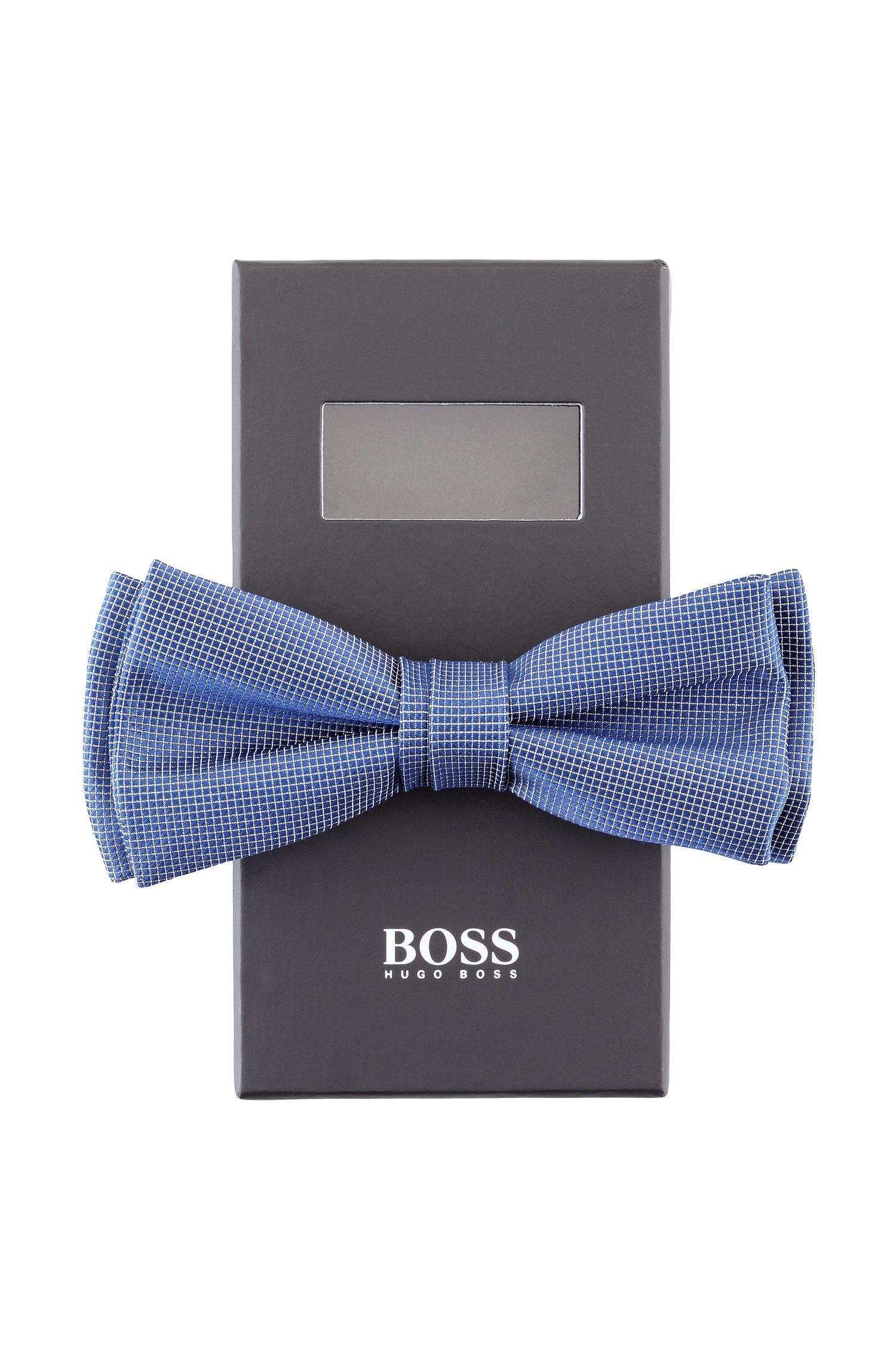 Fliege ´Bow tie fashion` aus hochwertiger Seide