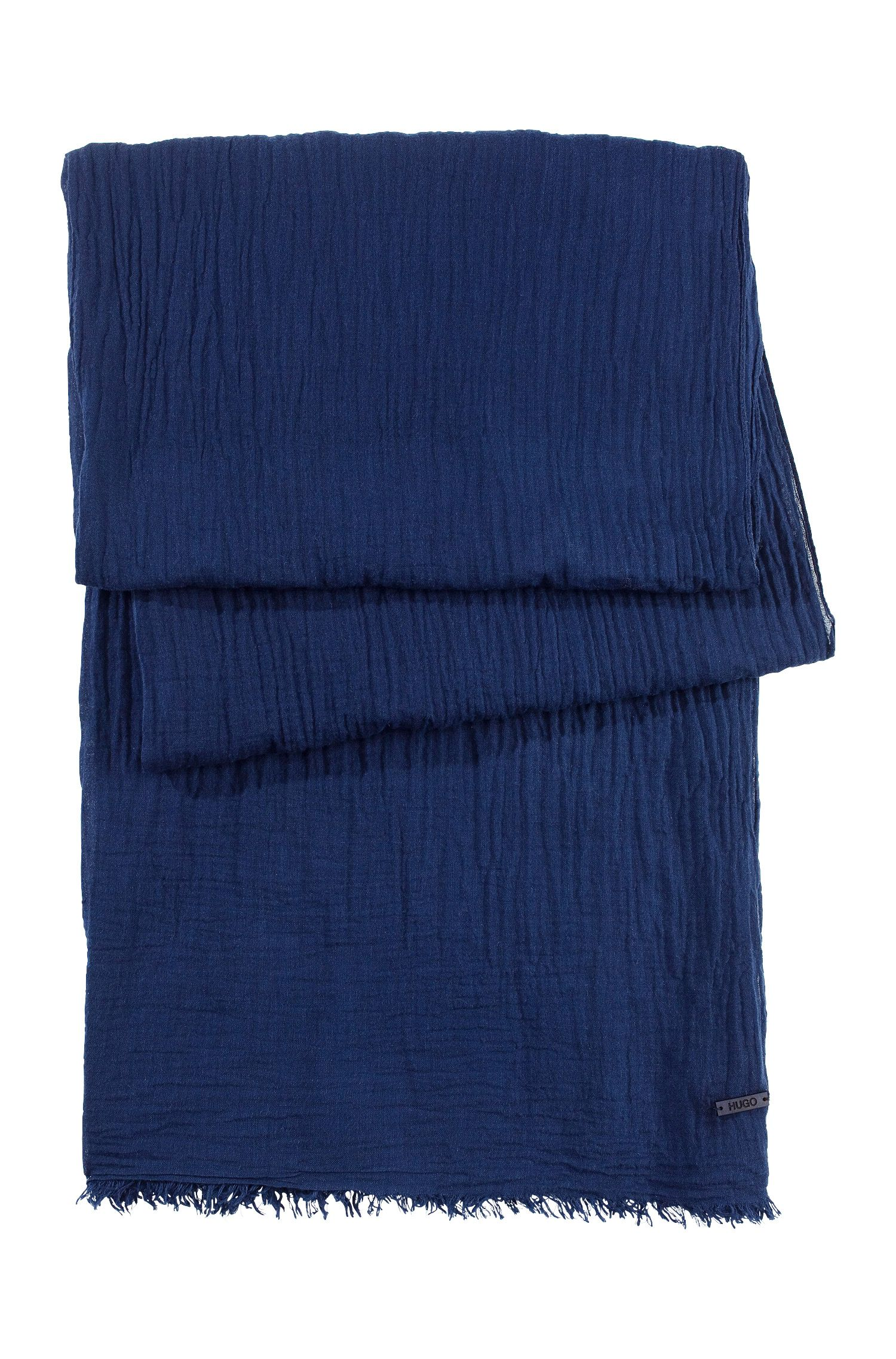 Schal ´Women-Z 418` aus reiner Baumwolle