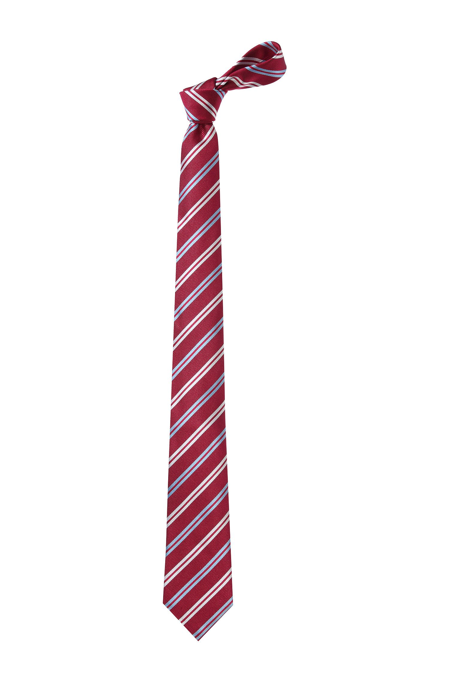 Cravate en soie, Tie 7,5 cm