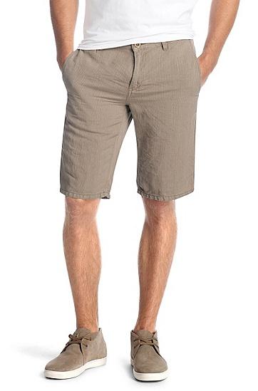 Shorts ´Shure-Shorts-D` im 5-Pocket Stil, Beige