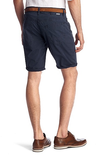 Cargo-Shorts ´Bahamas-10` mit Reißverschluss, Hellblau