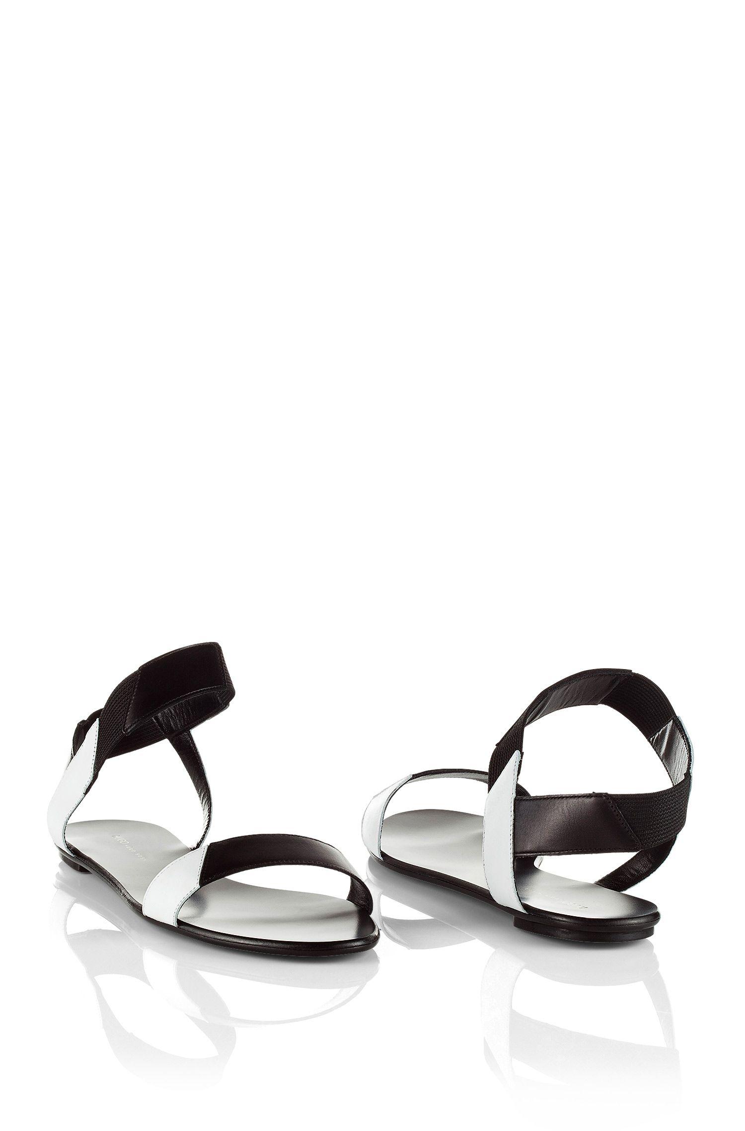 Sandale ´Liza` aus Kalbs- und Rindsleder