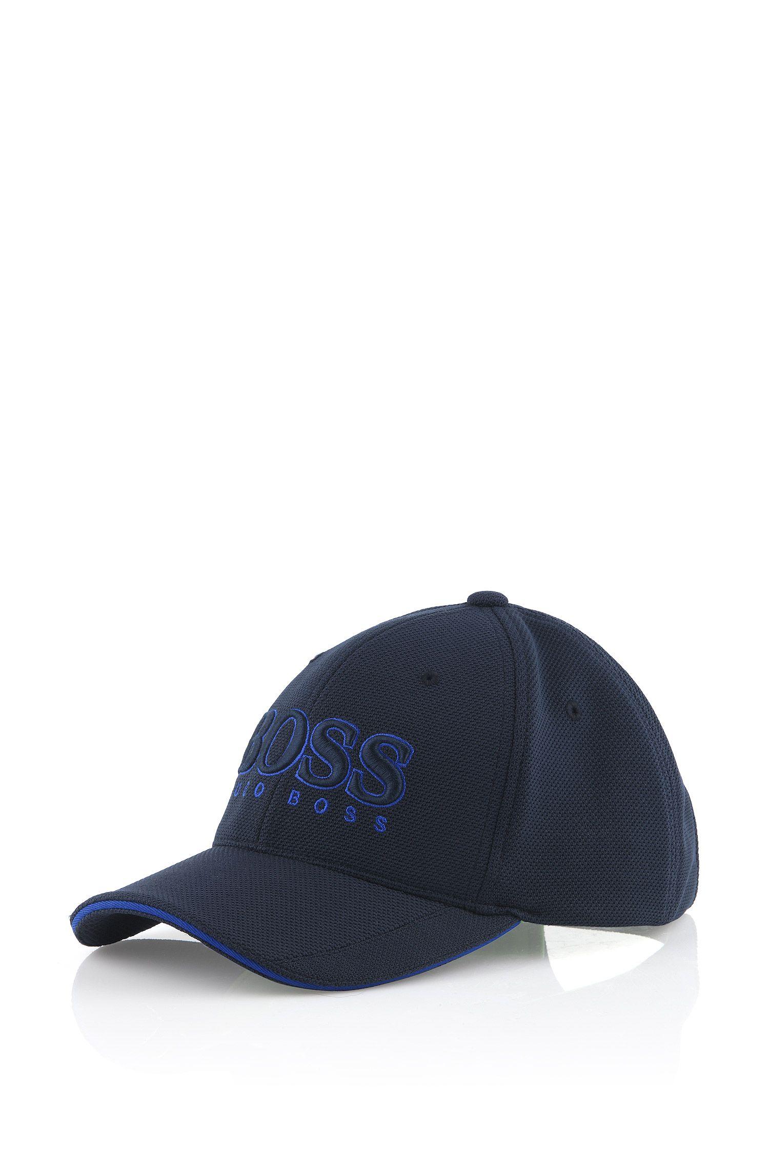 Pet 'Cap US' met groot logostiksel