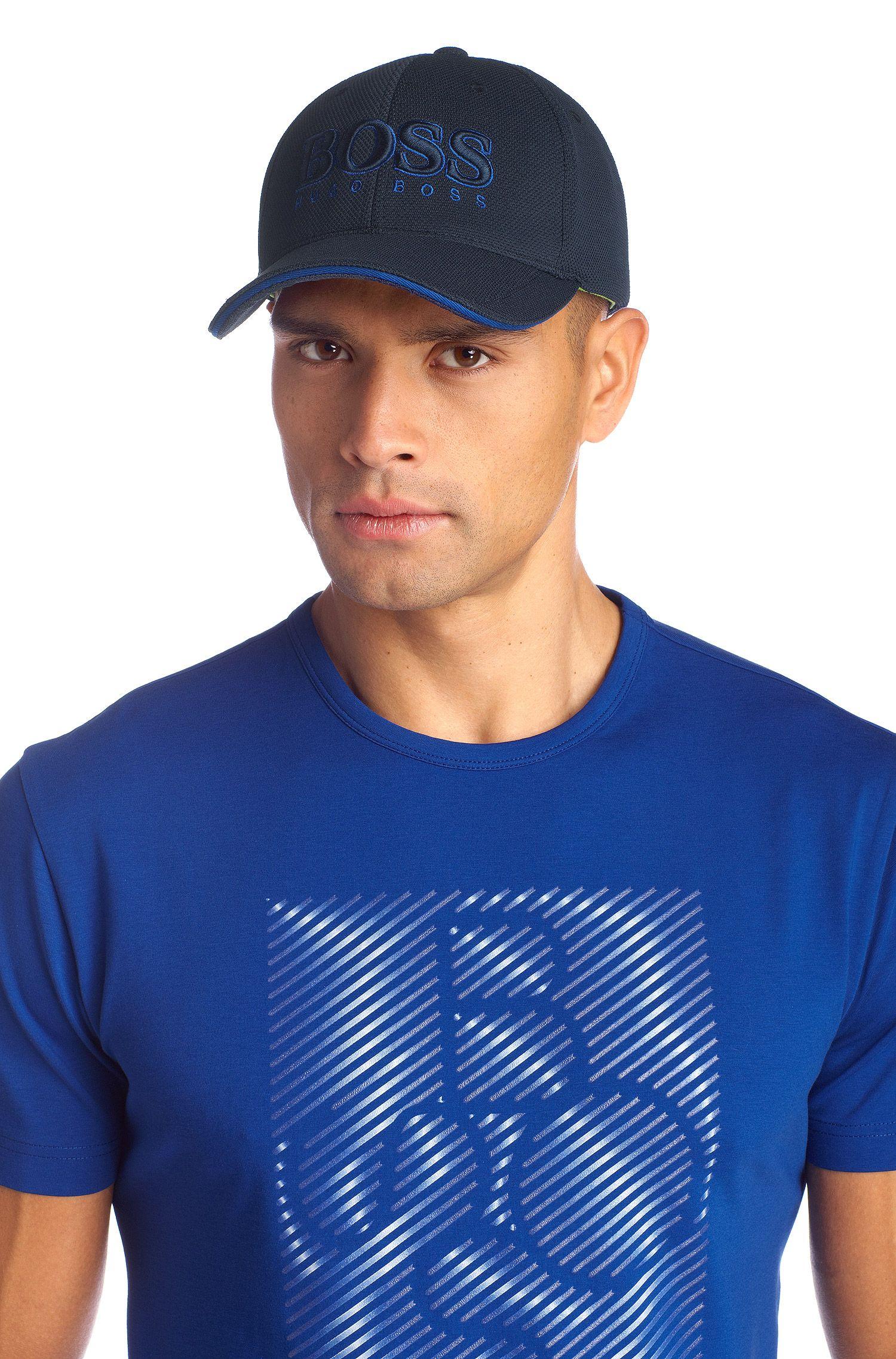 Cap ´Cap US` mit großem Label-Stitching