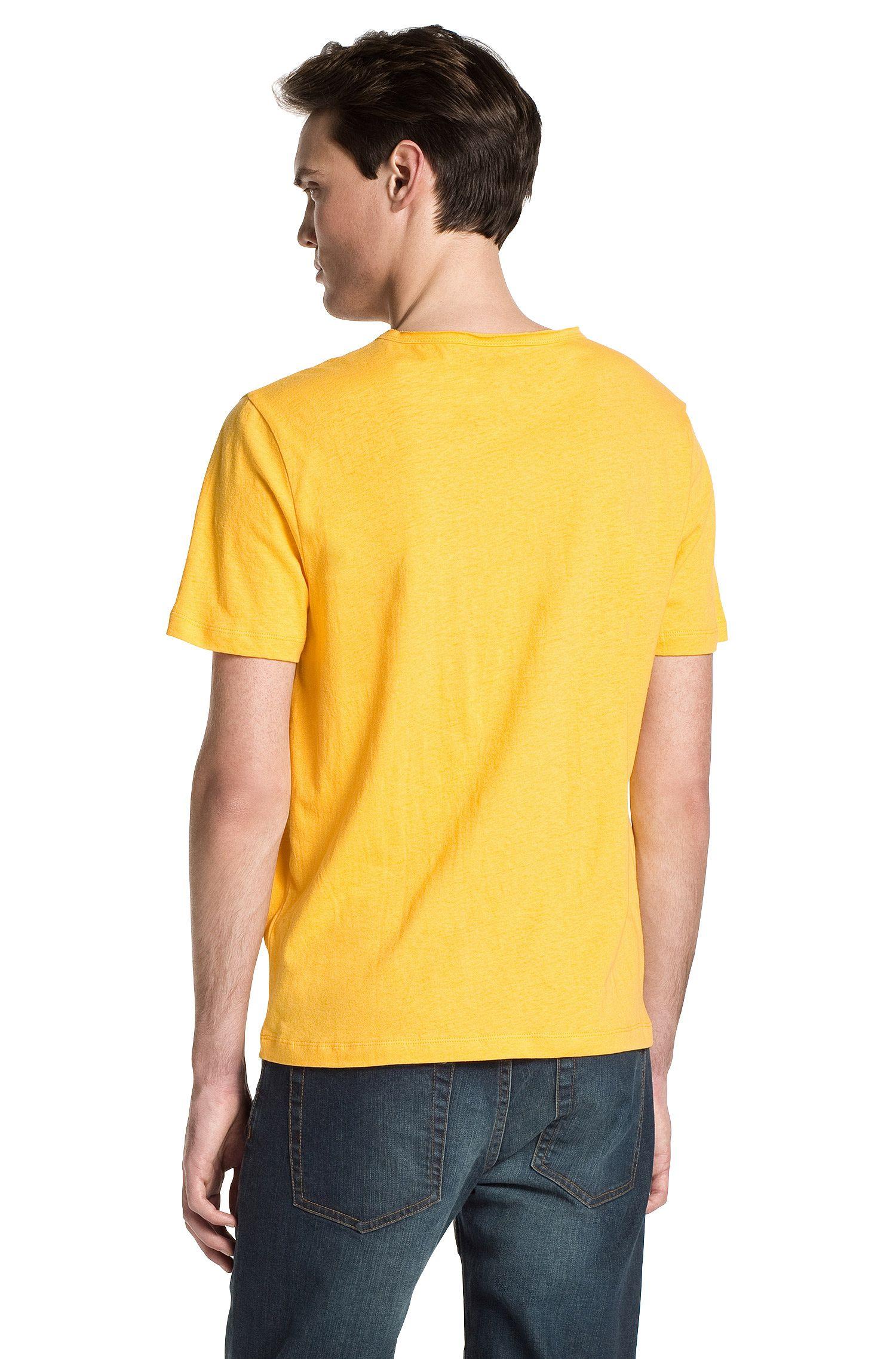 T-shirt à encolure ronde, Delang