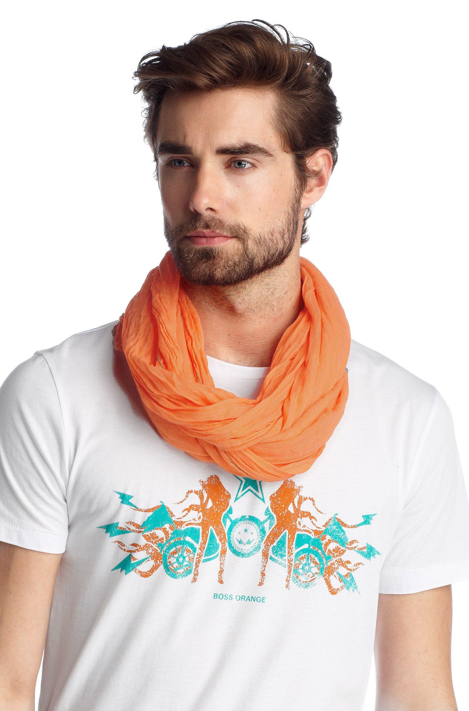Sjaal ´Nuot2` van een viscosemix