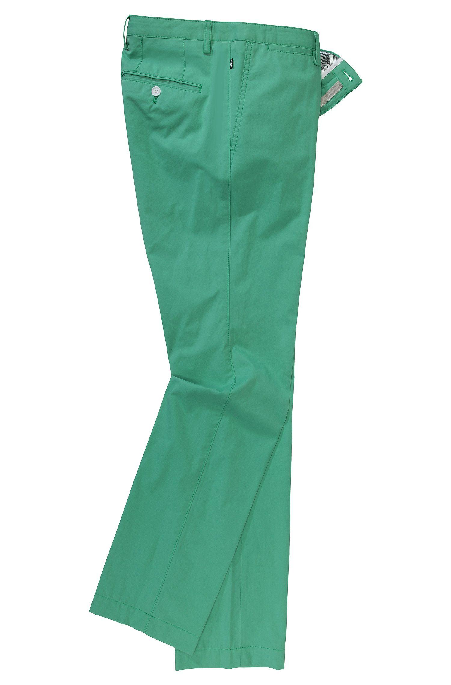 Pantalon chino en pur coton, Stanino3-W