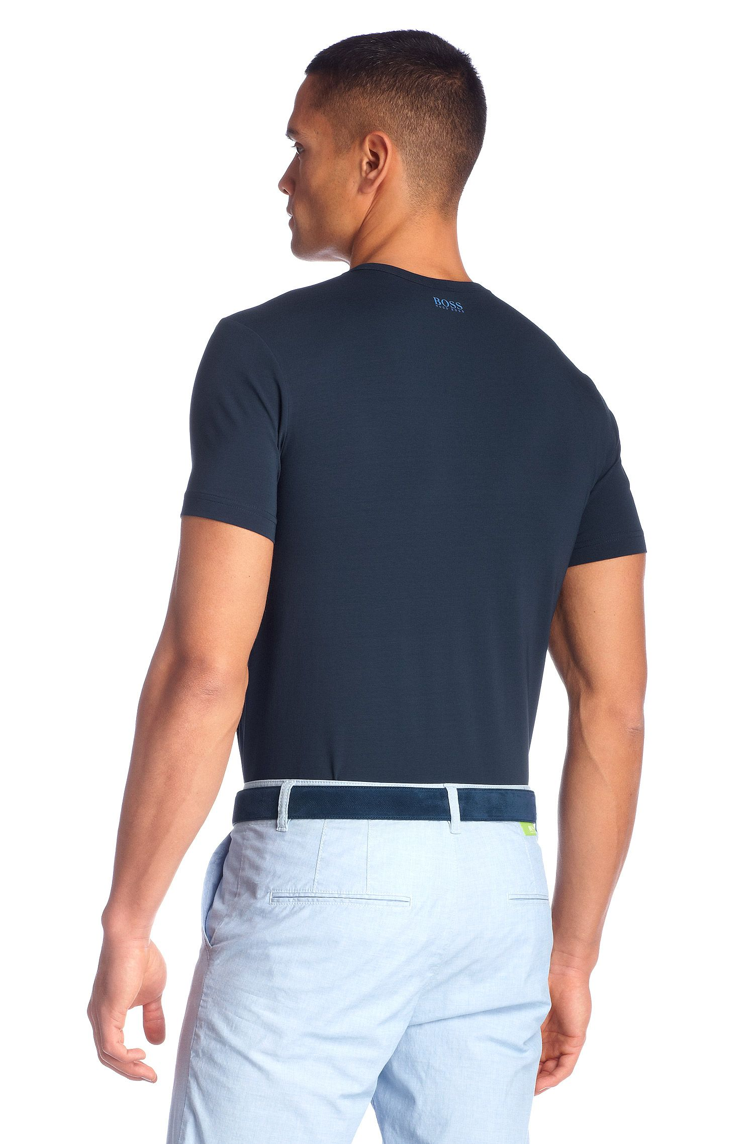 T-shirt à encolure ronde, Tee Tech 2