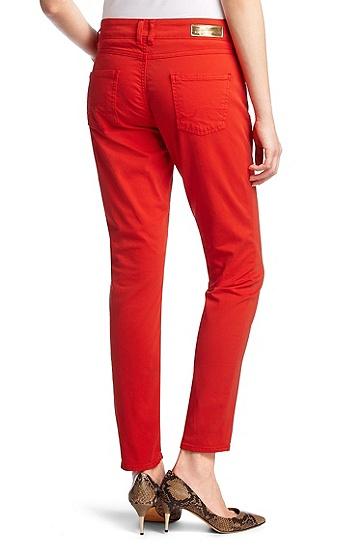 Slim-Fit Jeans ´JE756-8`, Hellrot