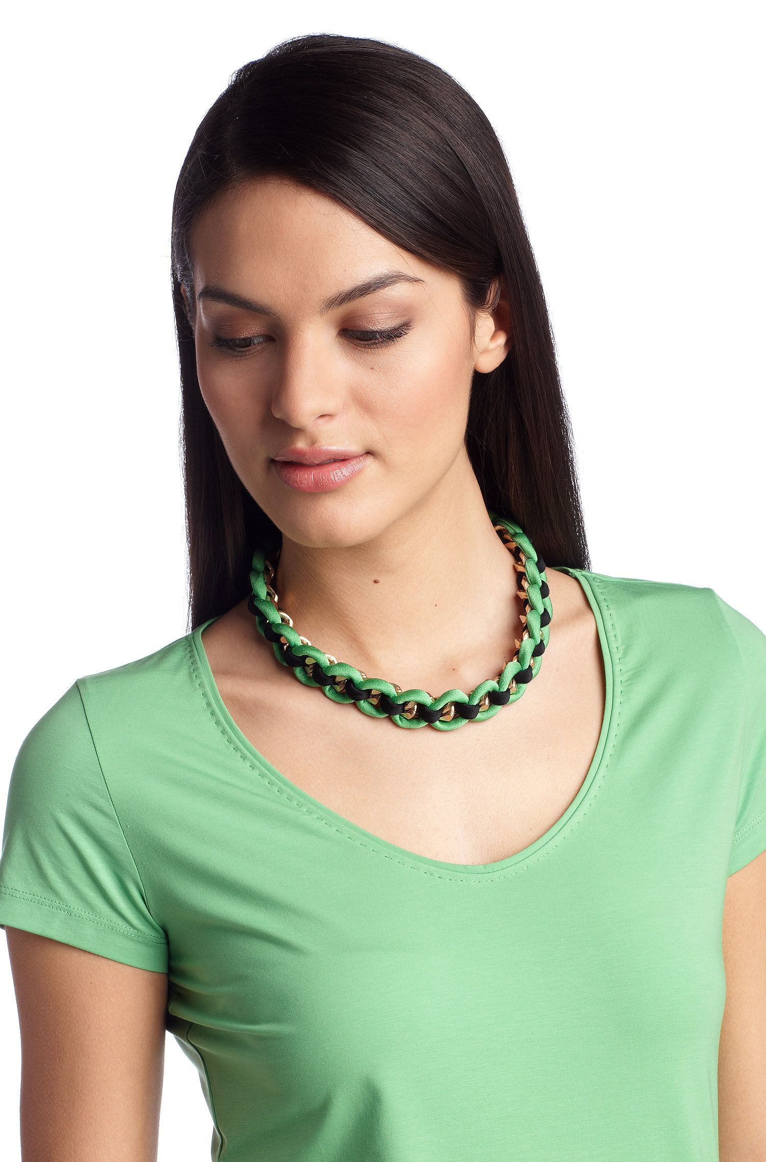 Halskette ´JW414` mit Knebelverschluss