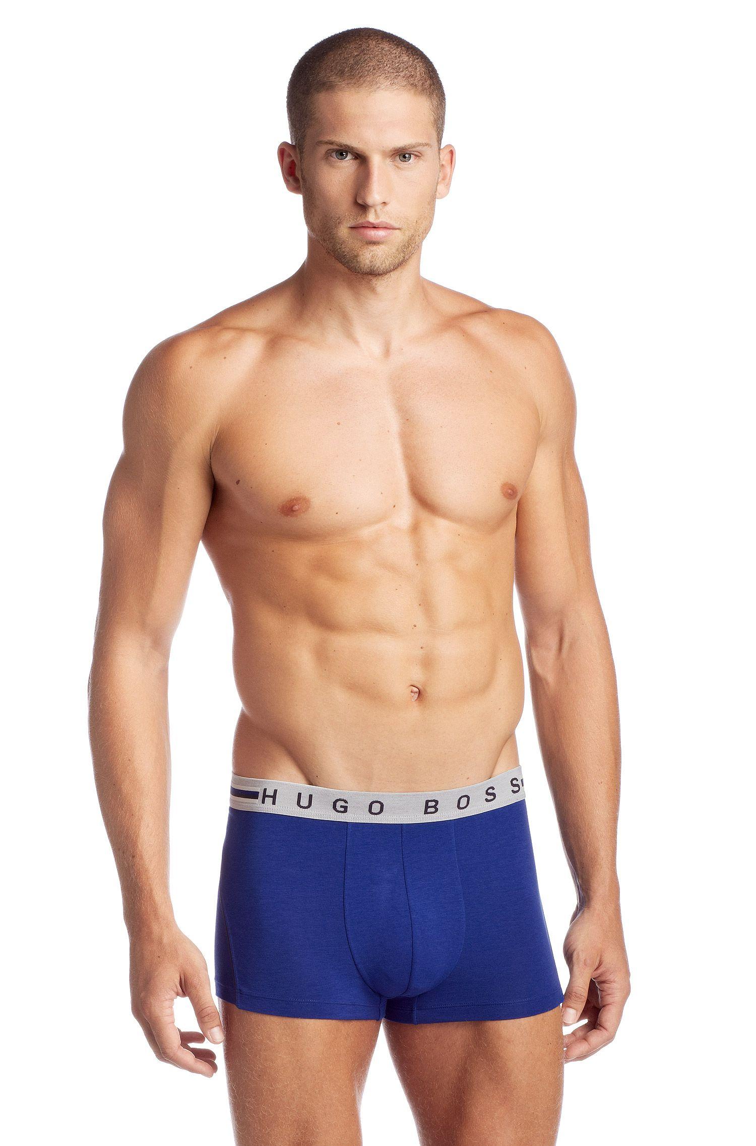 Boxershort ´Boxer BM` van een katoenmix