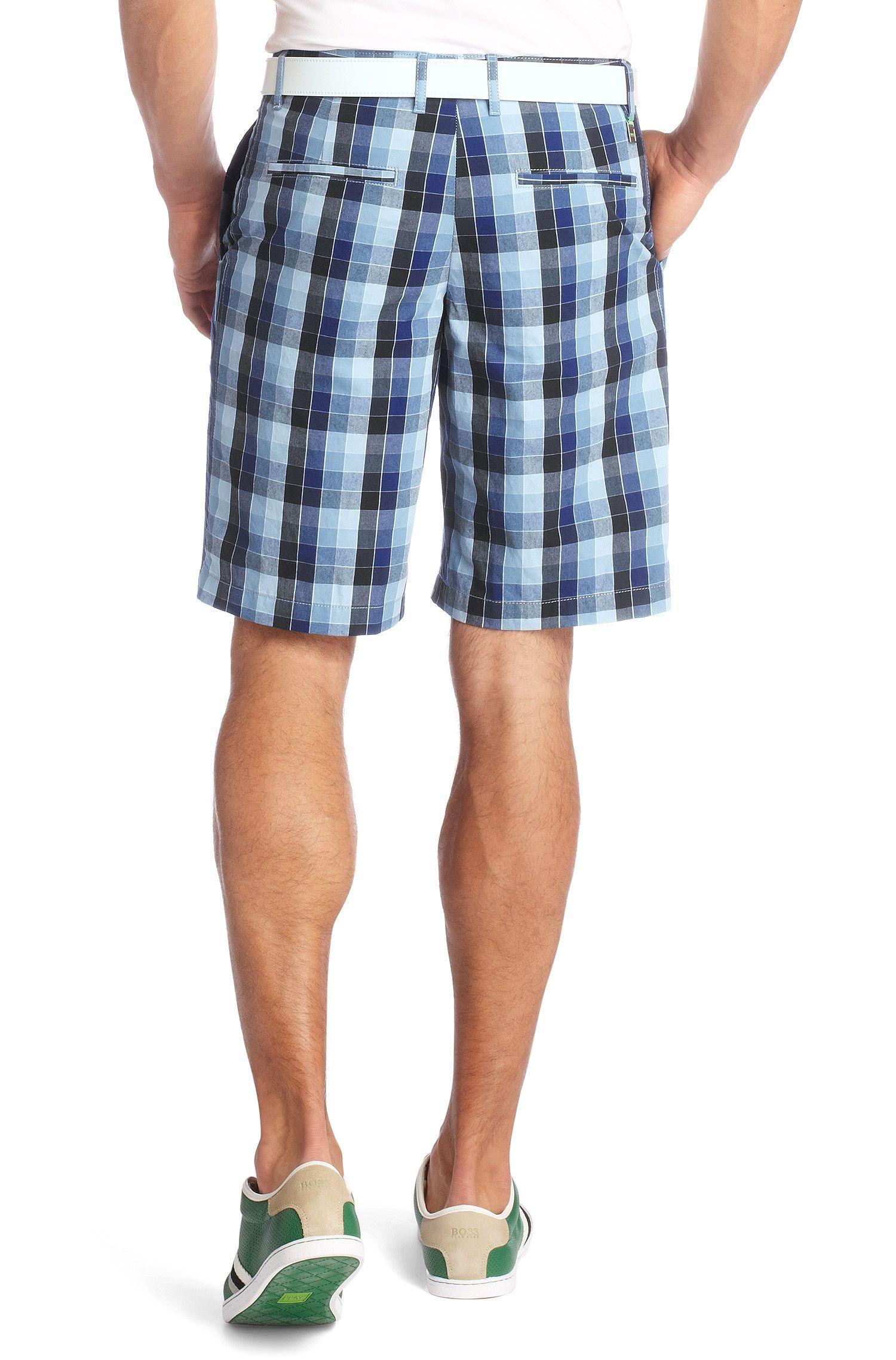Shorts ´Hitch-W` aus reiner Baumwolle