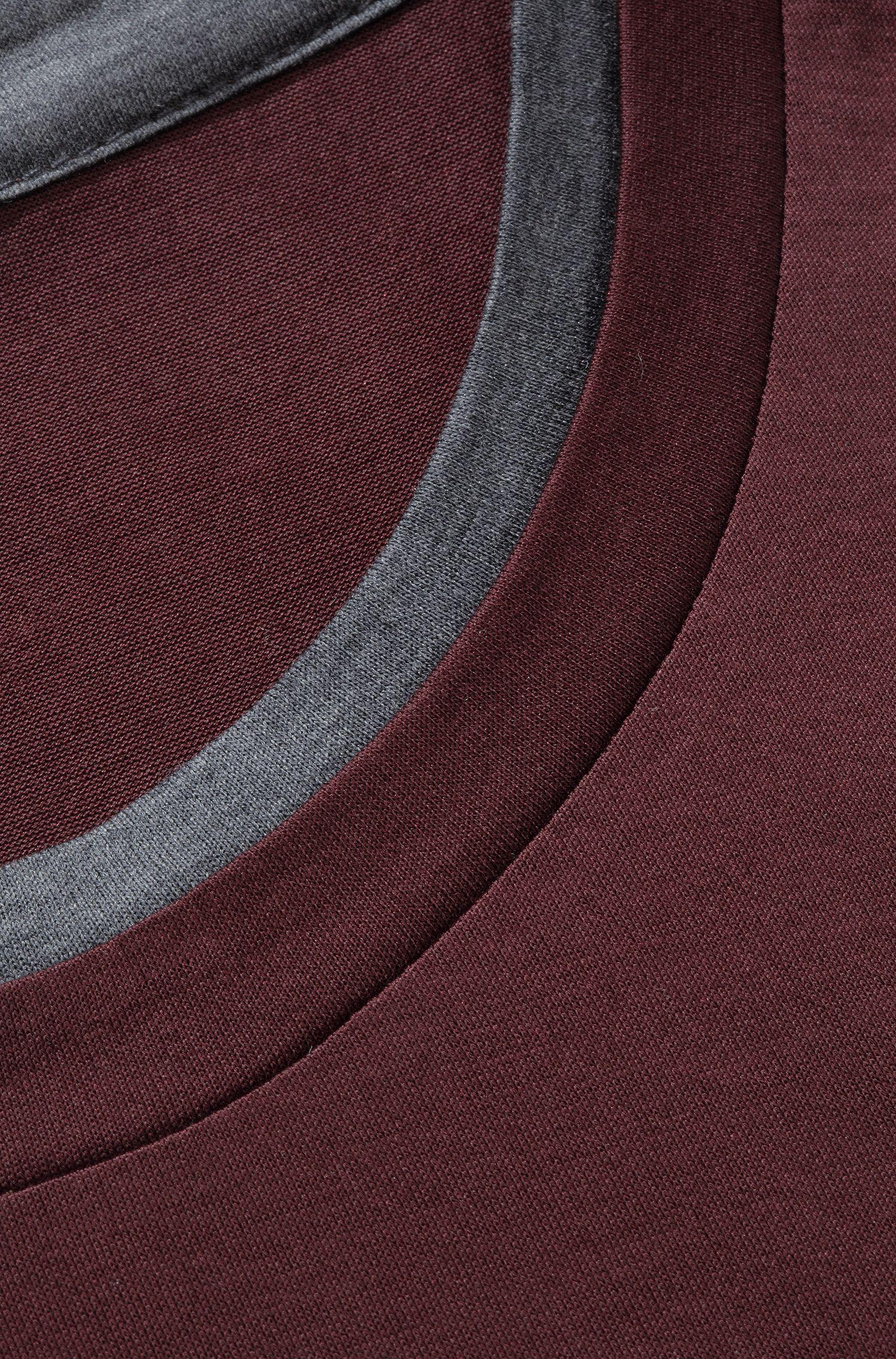 Longsleeve ´Sorso 02` aus Baumwolle