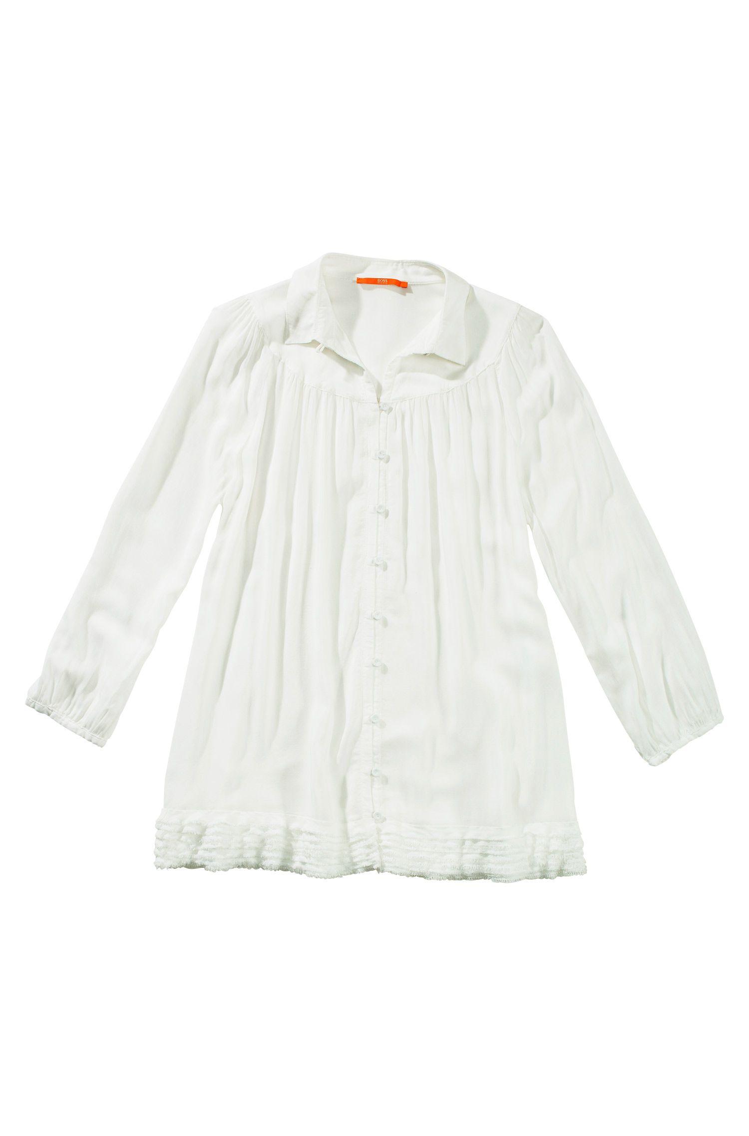 Bluse ´Etende` aus Viskose von BOSS Orange