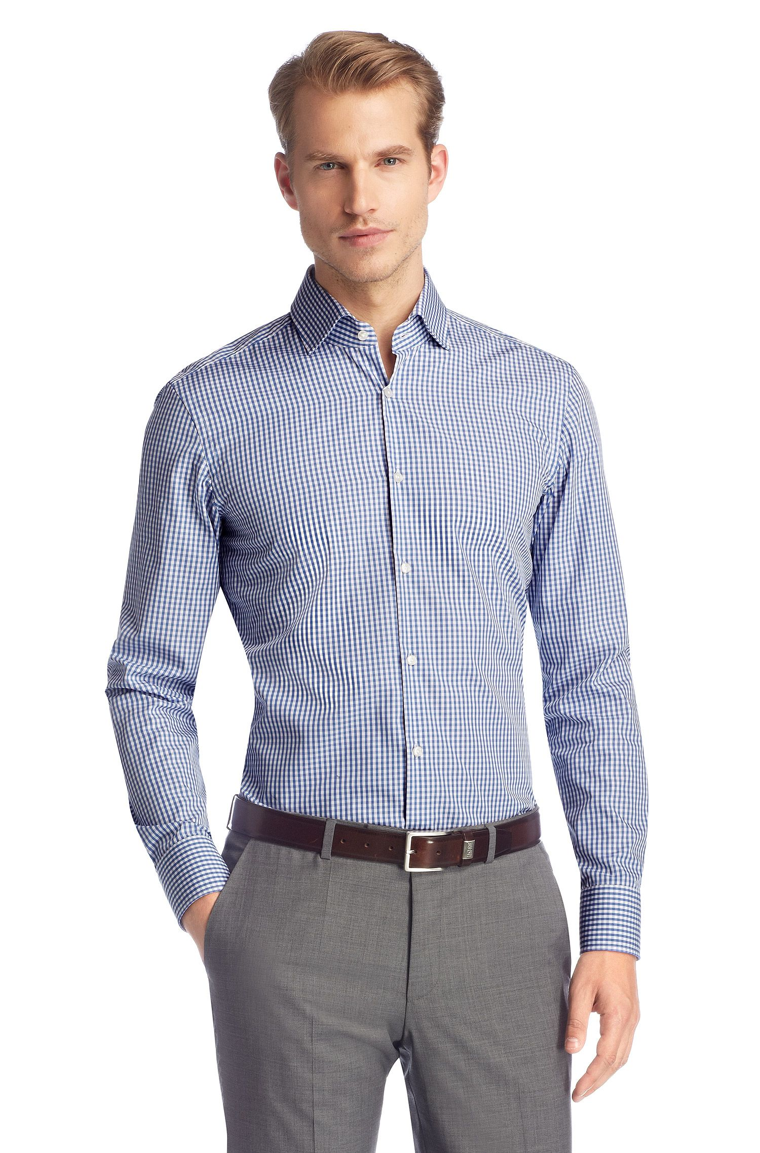 Chemise business Travel Line, Jaron