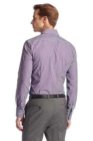 Business-Hemd ´Jaron` aus ägyptischer Baumwolle, Lila