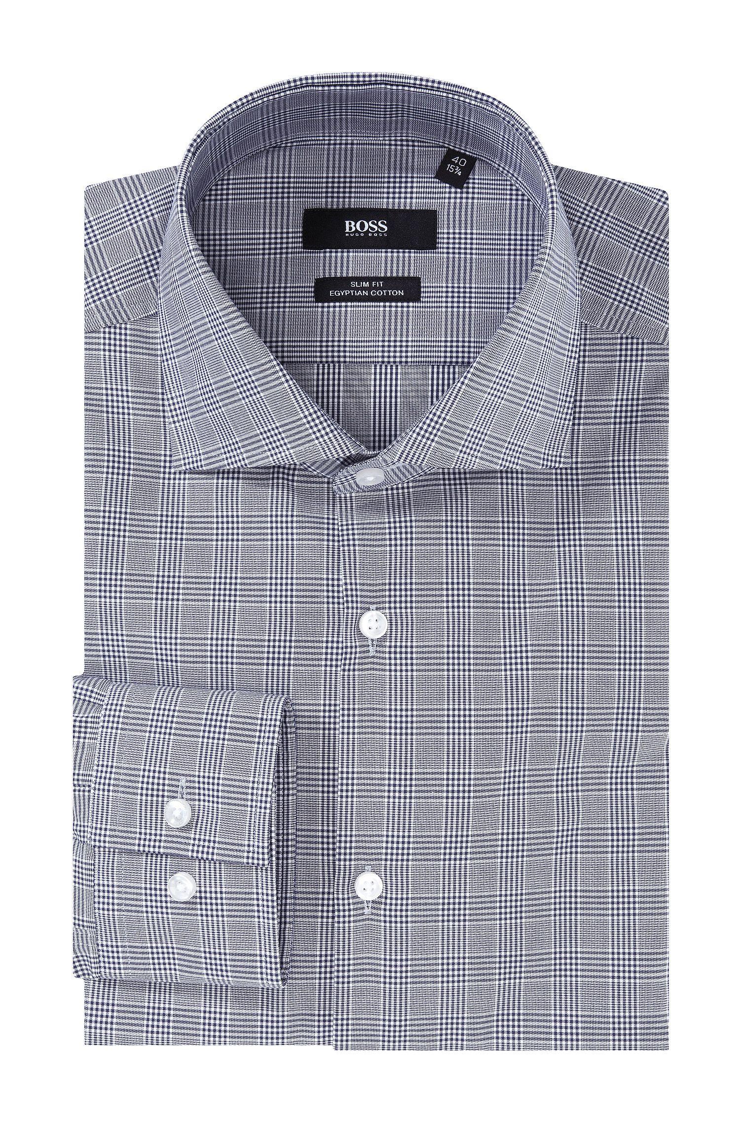 Slim fit business-overhemd ´Jaron`