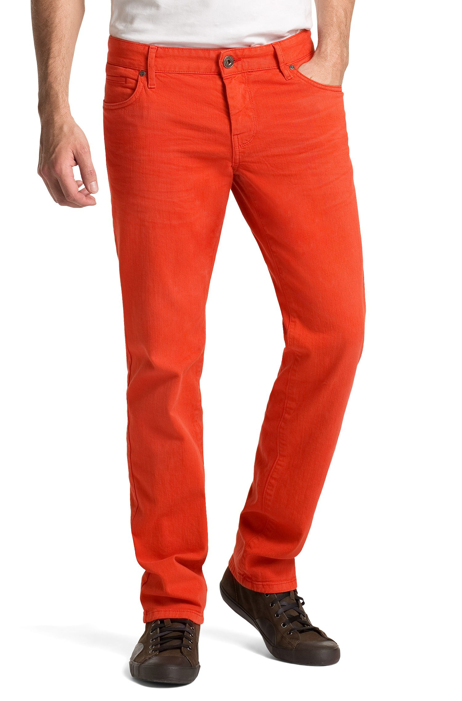 Regular fit jeans ´Orange24 Barcelona` van een m