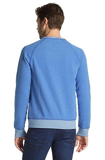Pullover ´Wise 1` aus Baumwoll-Mix,